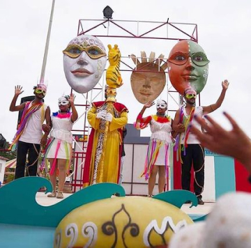 Goa Boat Cruises - Coral Queen Goa