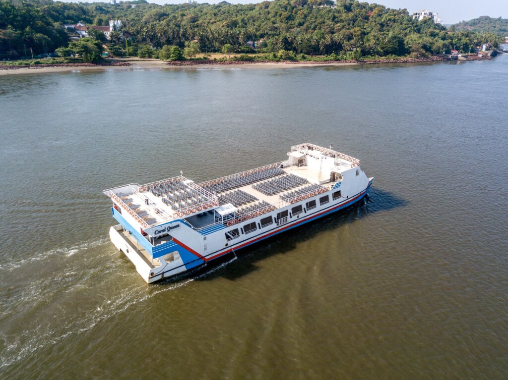Thumbnail of http://Boat%20Cruise%20Coral%20Queen%20Goa